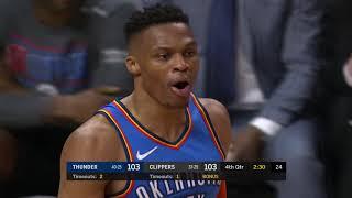 Oklahoma City Thunder vs Los Angeles Clippers | March 8, 2019