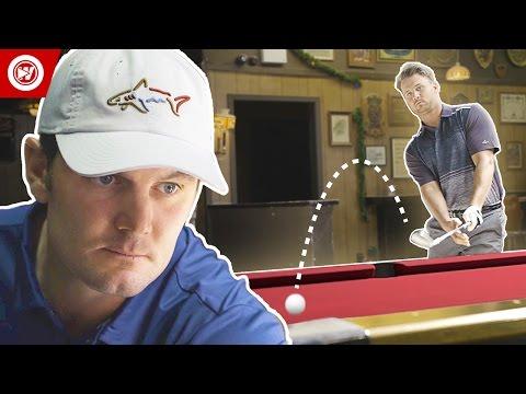 Golf Trick Shots In New York City