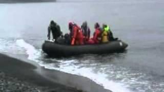 Jan Mayen - náš (?) ostrov - film of 8th International Festival of Outdoor Films 2010