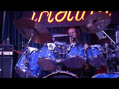 SONS OF CREAM - KOFI BAKER DRUM SOLO - SET 2 - IRIDIUM CLUB - NYC - 11/24/12