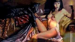 Клеопатра - последний день августа.  Историческая лирика