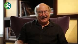 Antonio Skármeta habla para IBERLECTURA