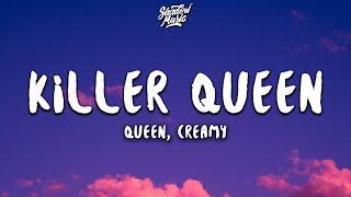Queen - Killer Queen (Lyrics) (creamy Cover)