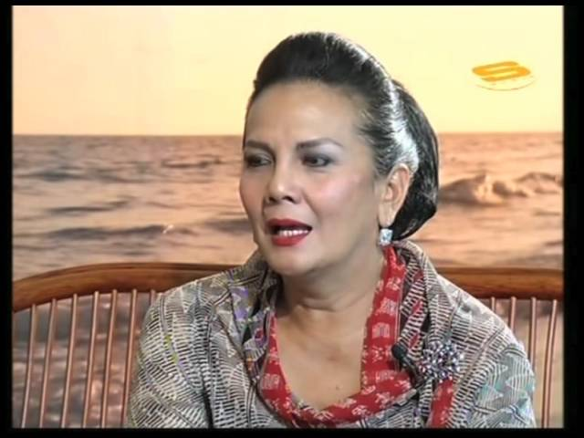 FULL EPISODE - CHRISTINE HAKIM, Indonesian Film Legend Interviewed by DAUD YUSOF Travel Video