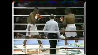 Felix Trinidad vs Oba Carr