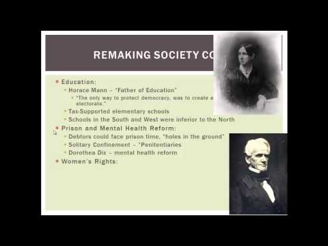 APUSH American History Chapter 12 Review Video