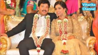telugu actor rajendra prasad family