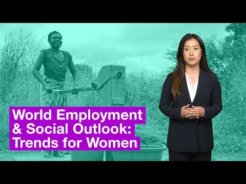 Report in Short: WESO Trends for Women 2017