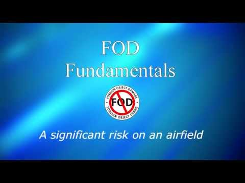 Foreign Object Debris (FOD) Training Video