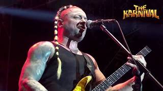 PESTILENCE - Twisted Truth (Official Live Video The Karnival Fest 2019)
