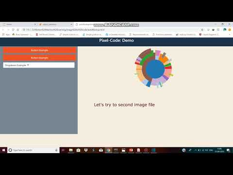 Image To HTML Code Conversion - Using Deeplearning