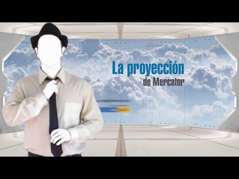 La proyección de Mercator, por explainers.tv