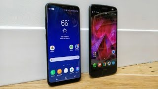 Review Moto Z2 Force vs Galaxy S8 Who Will Winner
