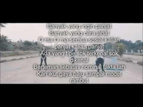 Panjat Sosial-Roy ricardo Feat Gaga Muhammad & Lula Lahfa (lyric)