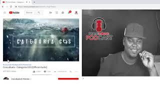 Cosculluela CATEGORIA COS Tiraera Anuel AA (Reaccion) Video Reaccion