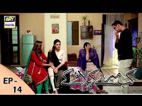 Kab Mere Kehlaoge Episode 14 - 17th January 2018 - ARY Digital Drama