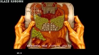 Sword of Sodan (Sega Mega Drive) Full Playthrough Part 1
