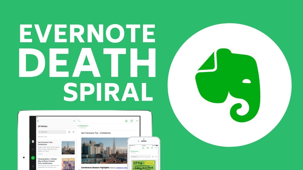 How to use evernote app youtube