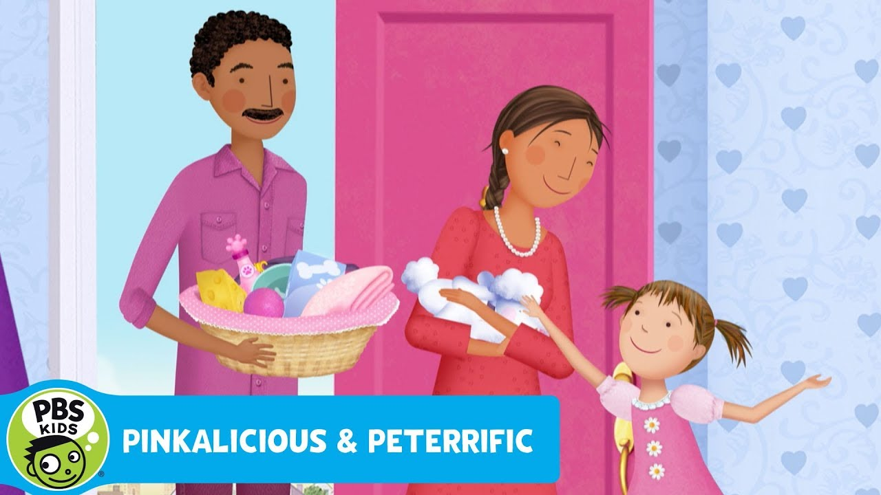 Pinkalicious  Peterrific  Pinky Arrives  Pbs Kids - Youtube-3078