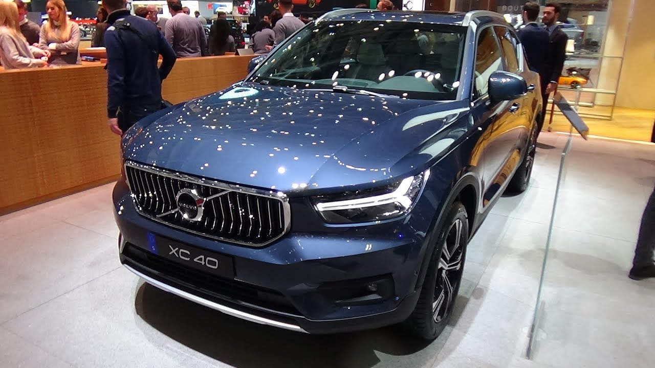 2018 volvo xc40 t awd inscription exterior and interior geneva motor show 2018 youtube. Black Bedroom Furniture Sets. Home Design Ideas