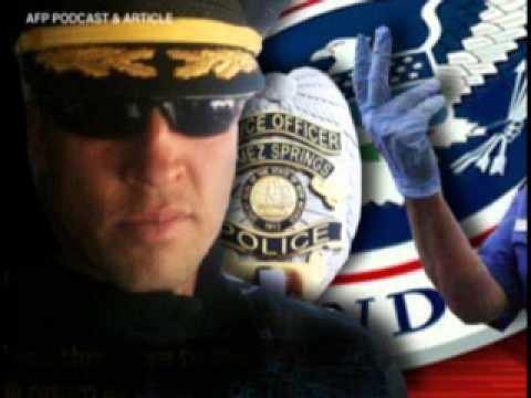 TSA Behind New Mexico Police Chief's Termination