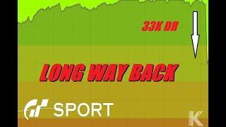 GT Sport The Long DR Grind Again - Live