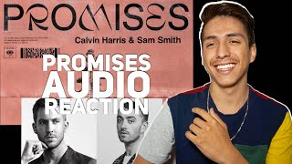 calvin harris promises ft sam smith audio reaction e2 reacts