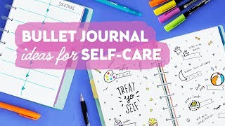 Bullet Journal Ideas for Self-Care: Balance | Sea Lemon