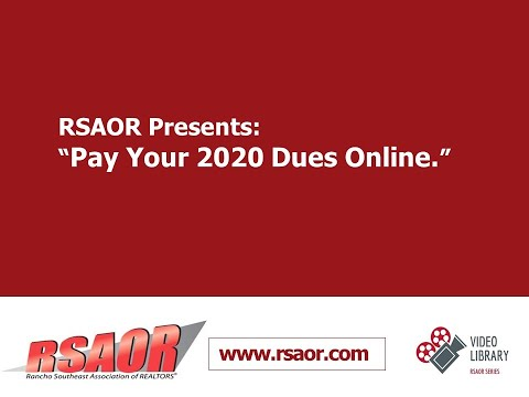 rancho-southeast-association-of-realtors-training/update-videos:-paying-2020-annual-dues-online!