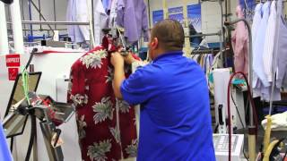 The Process of Dry Cleaning