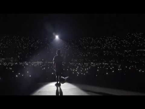 Bruno Mars - Talking To The Moon live from 24k Magic World Tour 2017