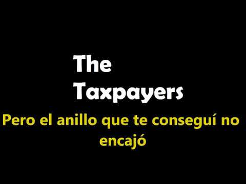 Some Rotten Man - The Taxpayers SUBITULADA EN ESPAÑOL