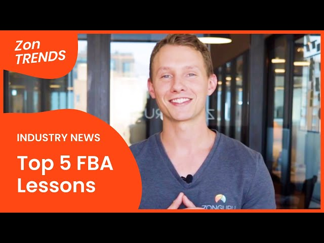 TOP 5 LESSONS you can learn from Amazon's Success #AmazonFBA News for Sellers