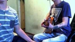 Сплин-Двое не спят(Cover version)