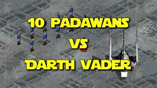 ◀ Star Wars: Galactic Battlegrounds - 10 Padawans vs Darth Vader