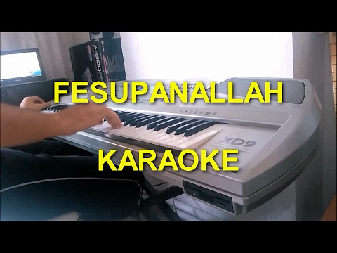fesupanallah karaoke