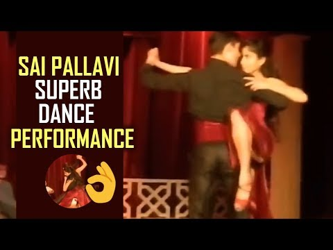 Actress Sai Pallavi Shocking and Mind Blowing Tango Dance | Rare & Unseen | TFPC