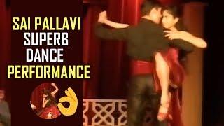 Actress Sai Pallavi Shocking and Mind Blowing Tango Dance | Rare & Unseen | TFPC