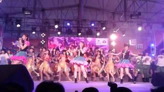 [Fancam] 120826 Berryz工房 :: Dschinghis Khan (ジンギスカン) @ Japan Festa 2012