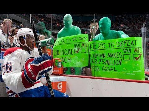 NHL: Green Men Moments