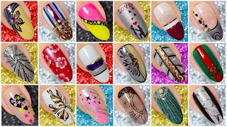 New Nail Art Design 2020 ❤️💅 Compilation For Beginners | Simple Nails Art Ideas Compilation #237