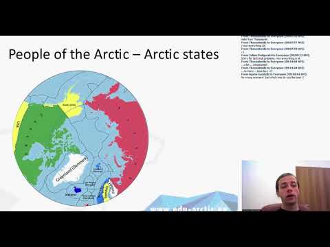 The Arctic, people's land