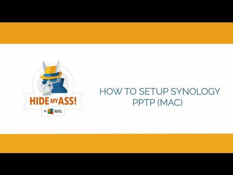 Synology NAS VPN Setup on Mac | Hide My Ass!