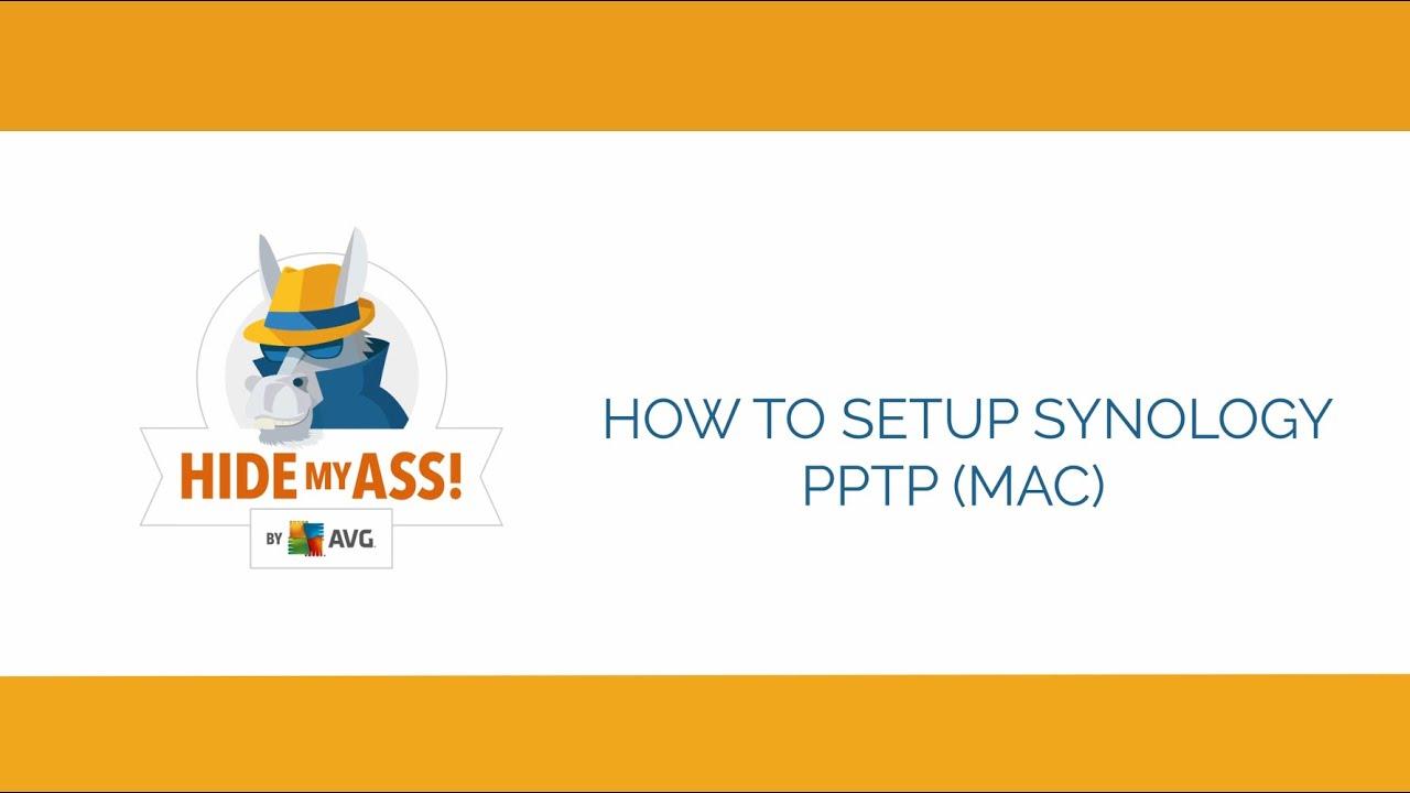 Synology NAS VPN Setup - OpenVPN® / PPTP / L2TP – Hide My