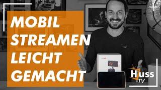 YoloLiv YoloBox Videomischer / Web Presenter / Encoder / Recorder | der akkubetriebene Alleskönner
