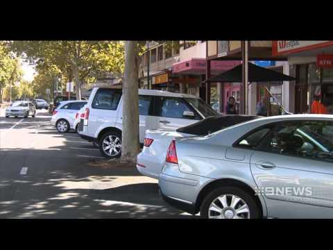 Parking Sensors | 9 News Adelaide
