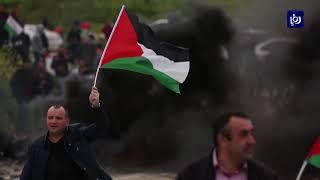 قوات الاحتلال تقمع فعاليات لإحياء يوم الأرض ونصرة الأسرى (29-3-2019)