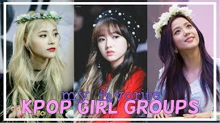 Baixar My Top 15 Favorite KPOP Girl Groups