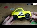 Sinohobby 2 4Ghz RC Cartoon QQ Car Review And Test Run Courtesy Of Banggood.com