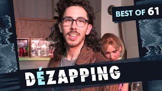 Le Dézapping - Best of 61 (Jacqueline et Michel, Qui veut prendre ma place, le Jité, ...)